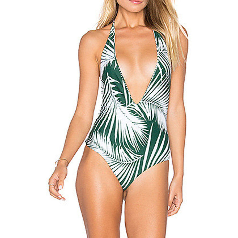 Women's Amazon One Piece Swimsuit