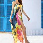 Women's Rainbow Wrap