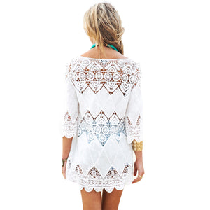 Women's Lacey Cover Up