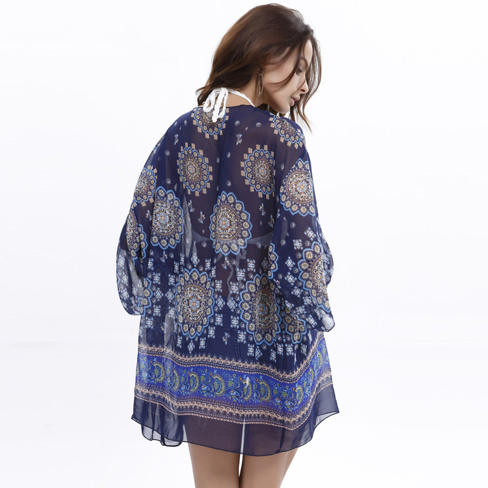 Women's Chiffon Cover-Up