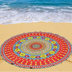The Goa Beach Blanket