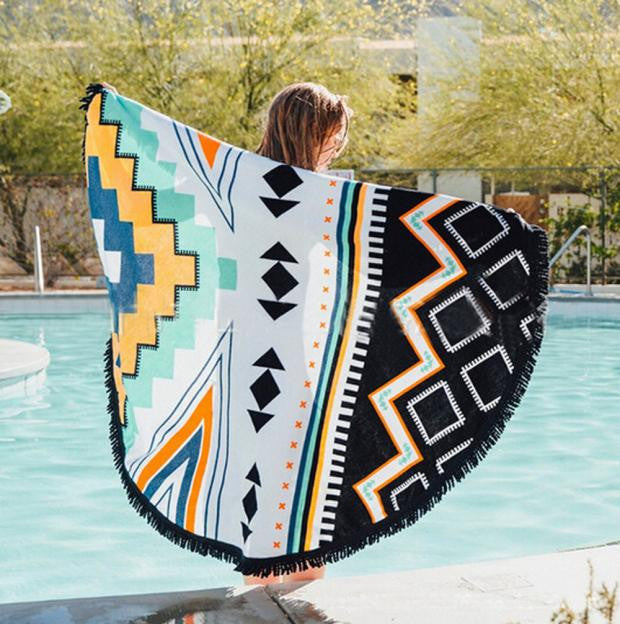Aztec Beach Blanket