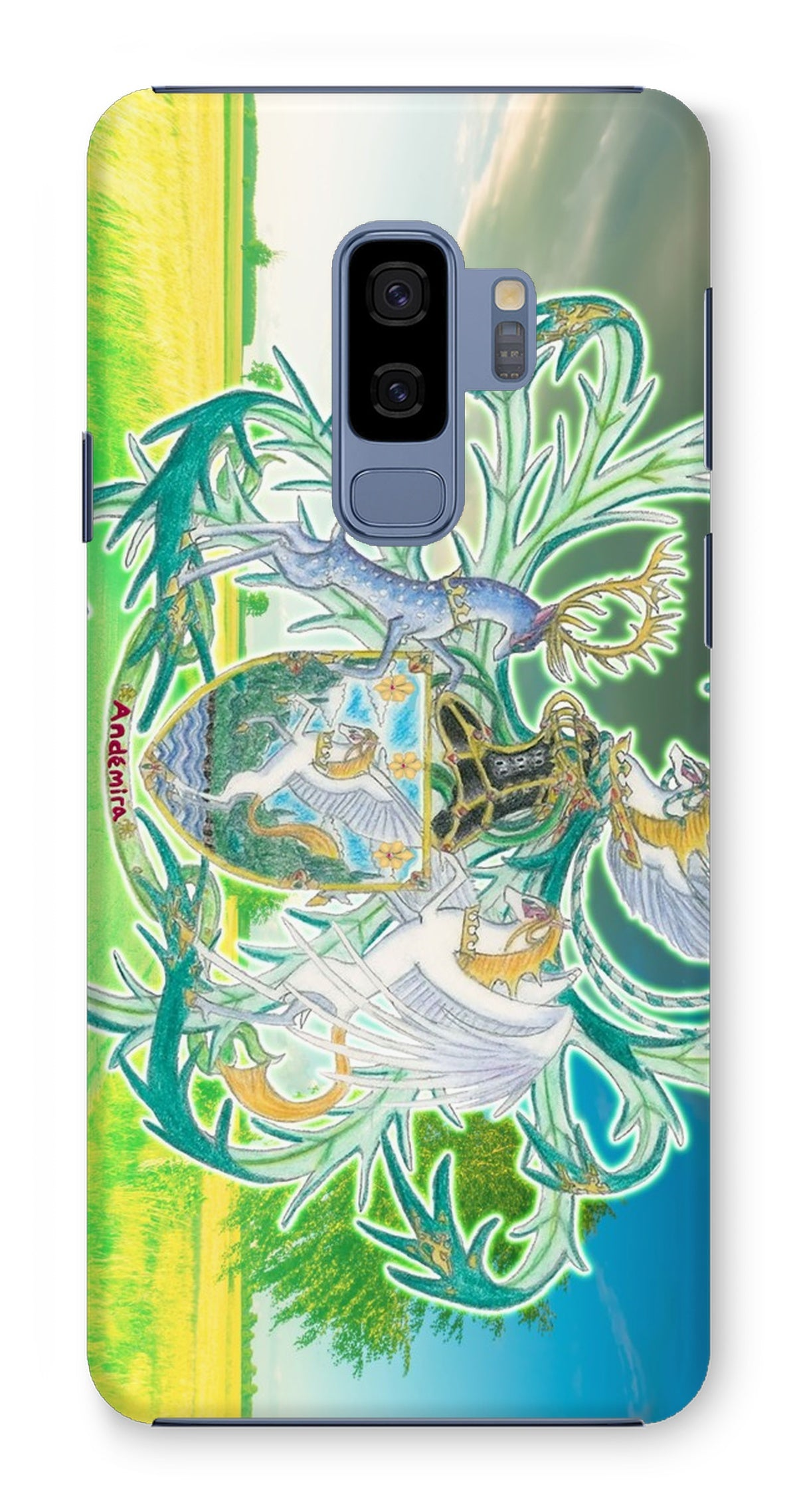 Andemira Cloud Phone Case