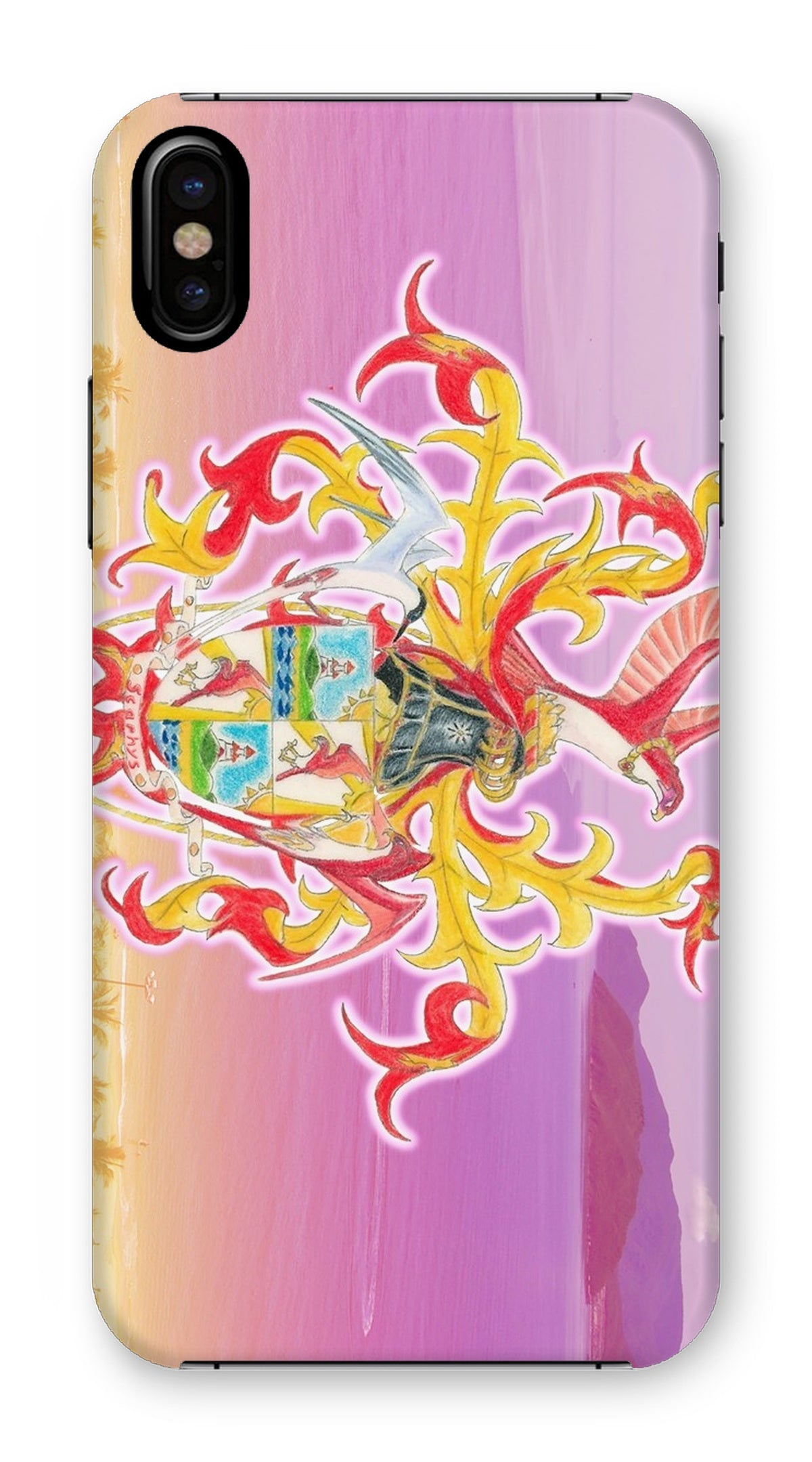 Summer Scarhys Phone Case