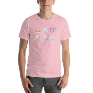 The Seventh T-Shirt Pink Edition