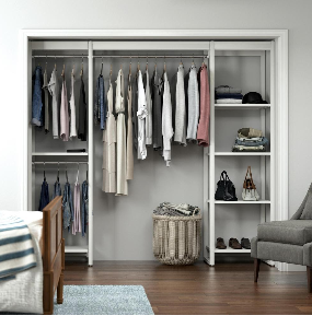 The Benefits of Using Uncommon Closet Storage Solutions