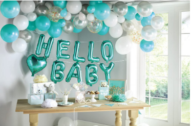 baby shower display