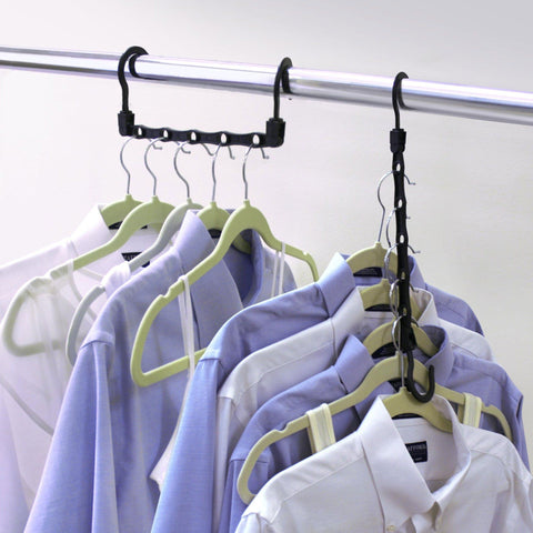 Closet Complete Closet Organization 10 Magic Cascading Hangers