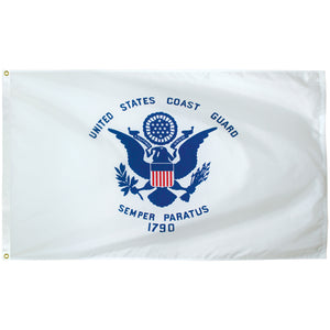 Coast Guard Flags - Outdoor Nylon