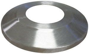 Satin Silver Standard Profile Aluminum Flash Collar