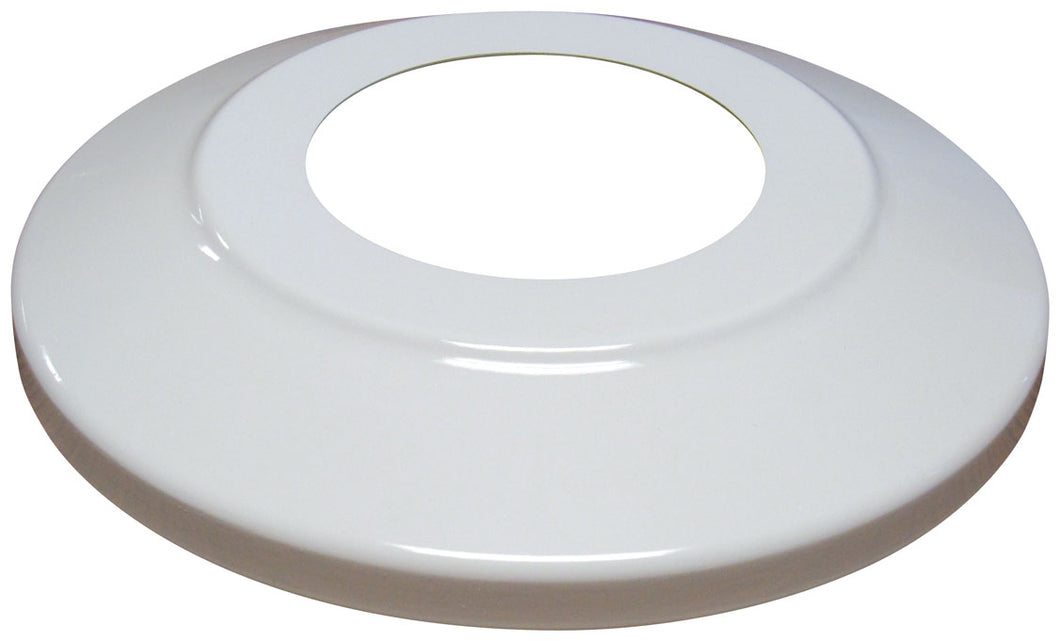White Finish Standard Profile Aluminum Flash Collar