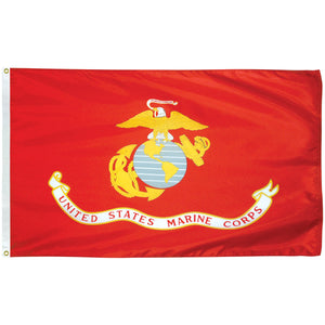 Marine Corp Flags - Outdoor Nylon