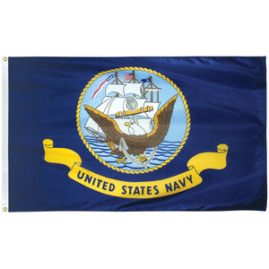 Navy Flags - Outdoor Nylon