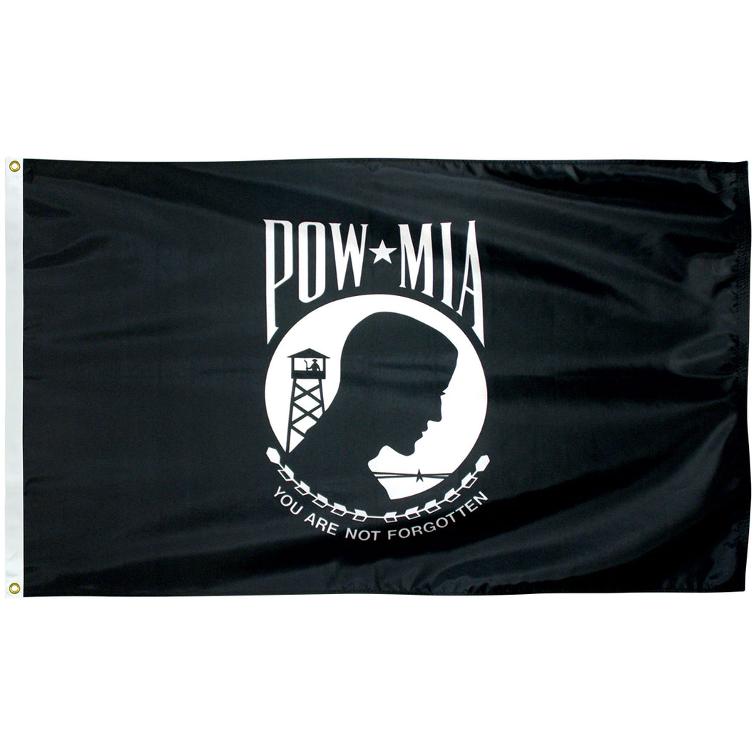 POW-MIA Flags - Double Face