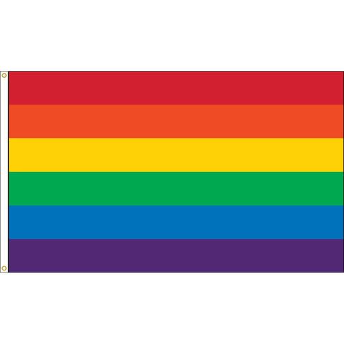 Rainbow Flag - Outdoor Nylon