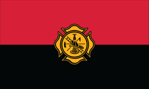 Copy of Fire Department Nylon Outdoor Flag