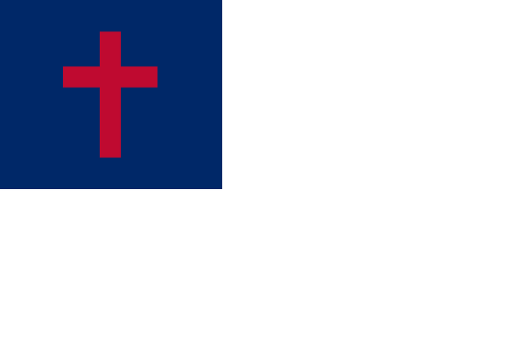 Christian Flag - Outdoor Perma-Nyl