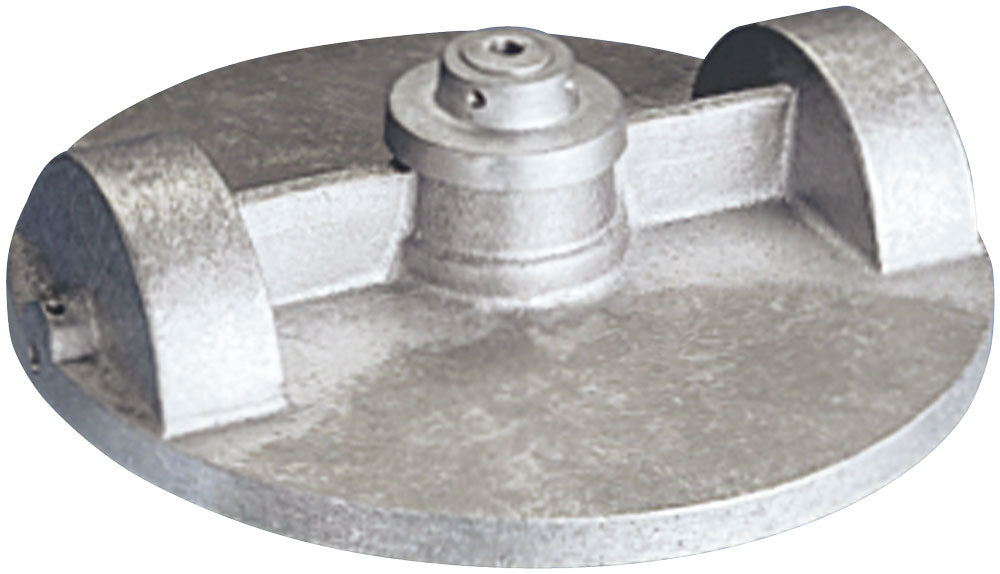 Extra Heavy Duty Series Revolving Double Pulley Truck