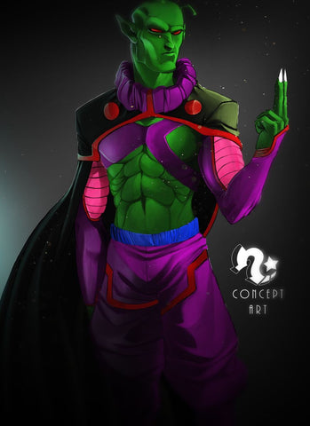 Namekian Hunter