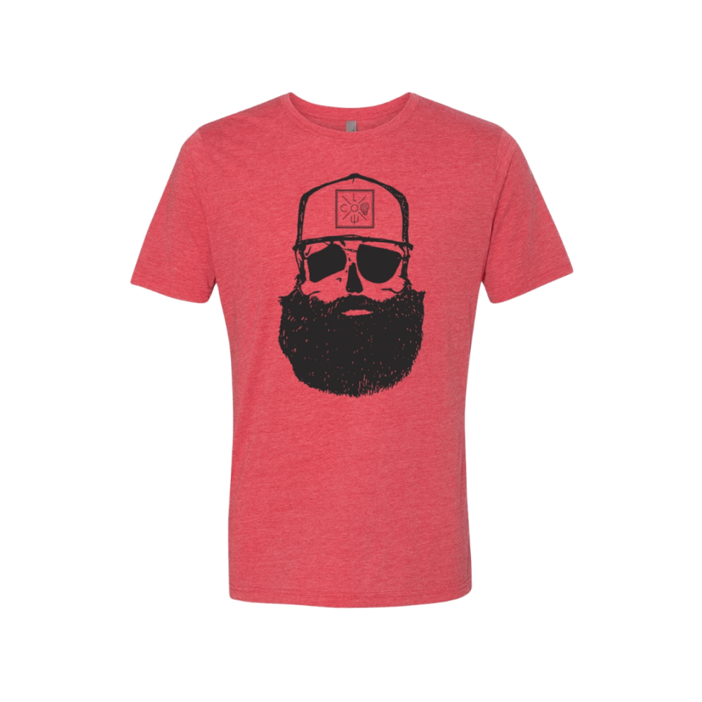 "Billy ""Two Clicks"" Shucker Tee"