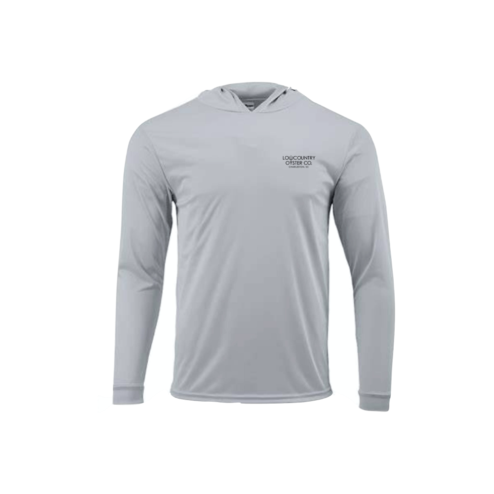 Paragon Long Sleeve Performance Hood Sun Shirt