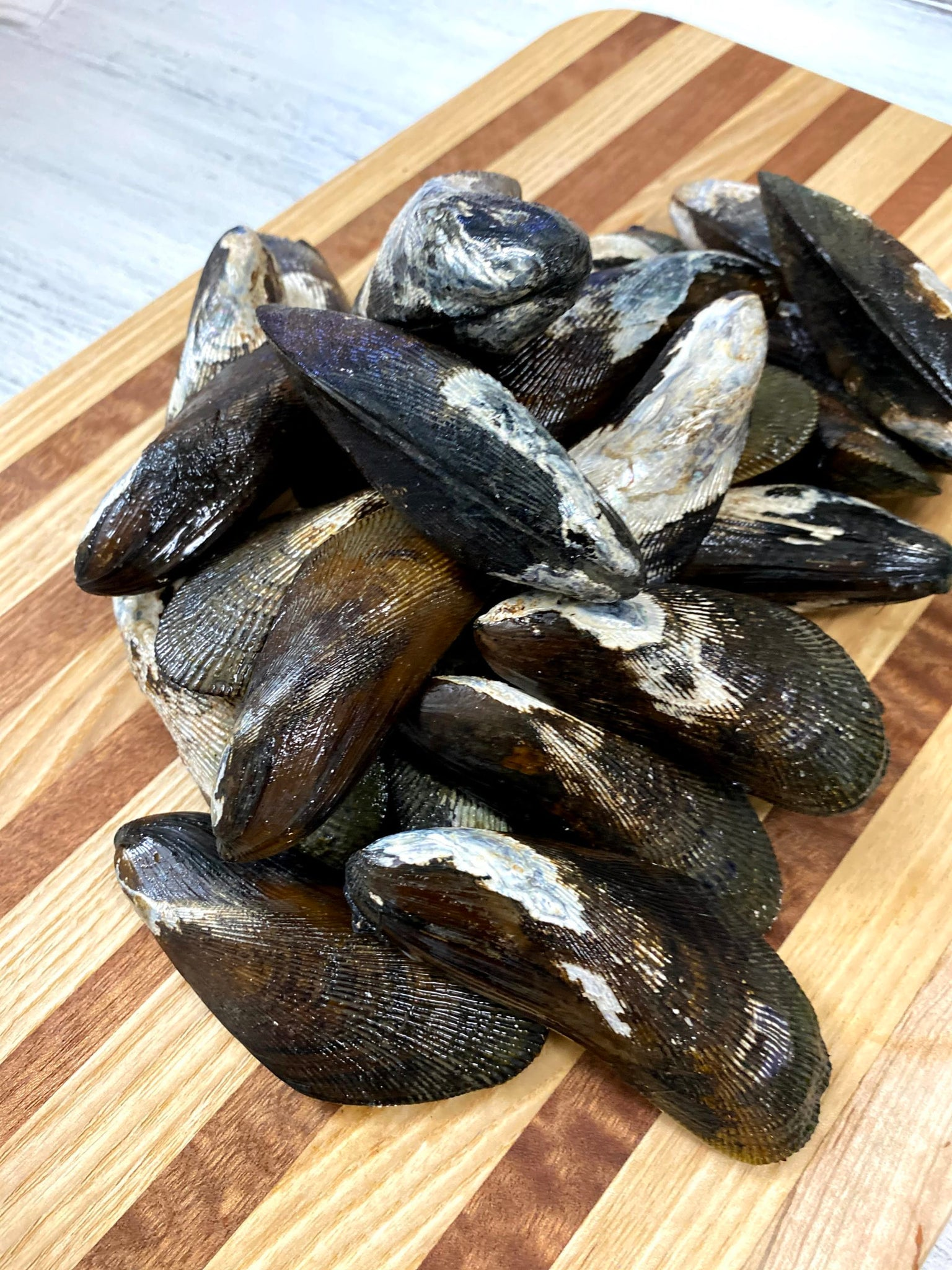 Mussels (Charleston Pickup)