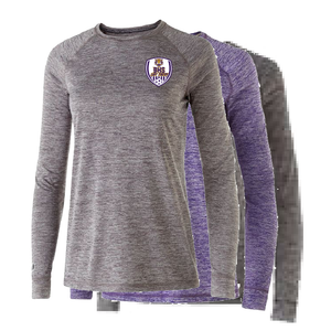 BENTON HIGH SCHOOL GIRLS SOCCER: LADIES CUT LONG SLEEVE TEE - TAKING ORDERS THROUGH JANUARY 18TH