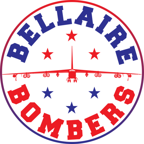 BELLAIRE ELEMENTARY: BOMBER CAR DECAL   TAKING ORDERS THROUGH SEPTEMBER 24TH