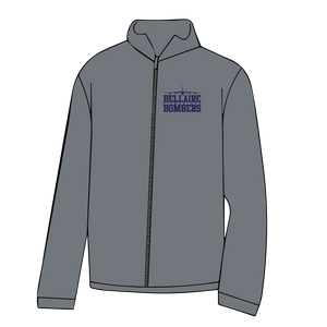 BELLAIRE ELEMENTARY SPIRIT WEAR: SOFT SHELL JACKET   TAKING ORDERS THROUGH SEPTEMBER 24TH