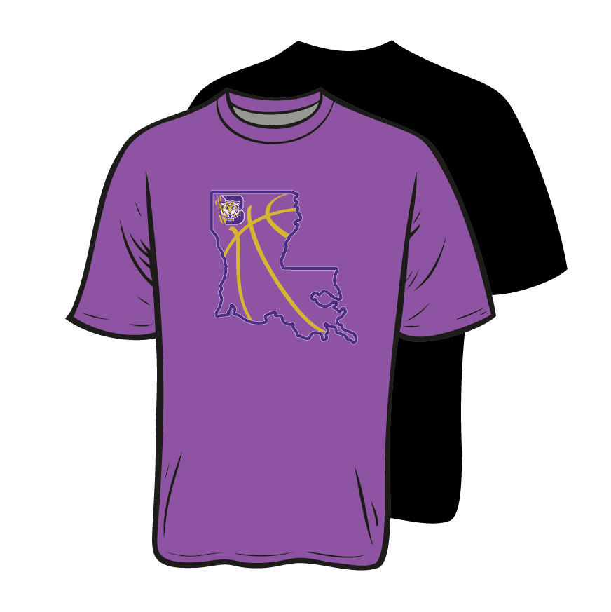 BENTON HIGH SCHOOL: BOYS BASKETBALL - SHORT SLEEVE TEE