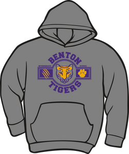 BENTON INTERMEDIATE SCHOOL HOODIE......** PLEASE PUT STUDENTS GRADE IN PLACE OF THE HOMEROOM TEACHER **ORDERS TAKEN THROUGH AUGUST 15TH. PICK UP DATE AND TIME TO BE ANNOUNCED THROUGH THE SCHOOL