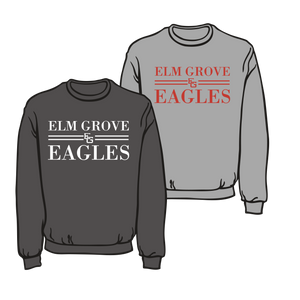 ELM GROVE MIDDLE SCHOOL - CHEER FUNDRAISER SWEATSHIRTS - TAKING ORDERS THROUGH SEPTEMBER 30TH