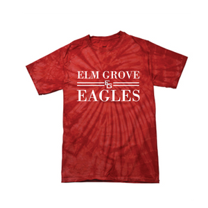 ELM GROVE MIDDLE SCHOOL - TIE DYE CHEER FUNDRAISER TEES - ORDERS TAKEN THROUGH SEPTEMBER 30TH