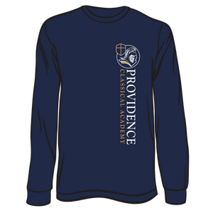 PROVIDENCE CLASSICAL ACADEMY:  CIRCLE LONG SLEEVE - TAKING ORDERS THROUGH  NOV 1ST