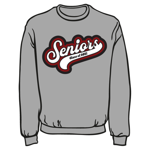 PARKWAY HIGH SCHOOL: SENIOR 2021 SWEATSHIRT
