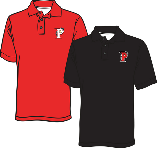 PARKWAY HIGH SCHOOL 20-21 - DRI-FIT POLO  **ORDERS TAKEN THROUGH JULY 29TH  **PLEASE PUT GRADE IN PLACE OF TEACHER