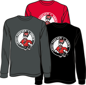 PARKWAY HIGH 20-21 RETRO SPIRIT SHIRTS- LONG SLEEVE  **ORDERS TAKEN THROUGH DEC 20TH  **PLEASE PUT GRADE IN PLACE OF TEACHER