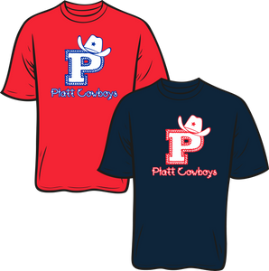 PLATT ELEMENTARY DRI FIT TEE- LAST DATE TO ORDER IS JULY 21st ***** PICK UP AUGUST 4TH AT MEET THE TEACHER DAY**PLEASE PUT CHILD'S GRADE IN PLACE OF TEACHER NAME