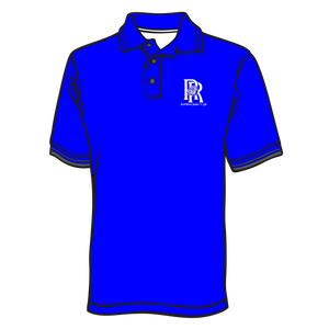RED RIVER JUNIOR HIGH - EMBROIDERED POLO  **ORDERS WILL BE TAKEN THROUGH OCT 17TH