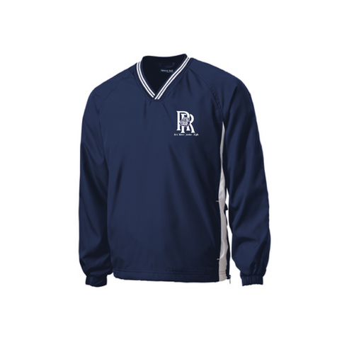 RED RIVER JUNIOR HIGH - WINDBREAKER   **ORDERS WILL BE TAKEN THROUGH OCT 17TH