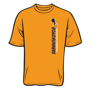 MEADOWVIEW ELEMENTARY  ORANGE SHORT SLEEVE SPIRIT TEES - ORDER THROUGH MARCH 21ST