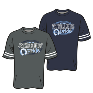 STOCKWELL ELEMENTARY - GIRLS SPIRIT TEE- **ORDERS TAKEN THROUGH  FEB 21