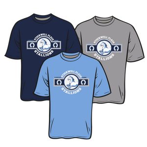 STOCKWELL ELEMENTARY - UNISEX SPIRIT TEE - **ORDERS TAKEN THROUGH AUGUST 24TH **PLEASE PUT STUDENTS GRADE IN PLACE OF TEACHER NAME