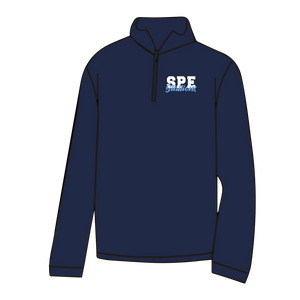 STOCKWELL ELEMENTARY - 1/4 ZIP SWEATSHIRT #2 - SPE  ***ORDERS TAKEN THROUGH MARCH 21