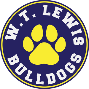W.T. LEWIS ELEMENTARY: CAR DECAL  **TAKING ORDERS THROUGH JULY 30TH  **PLEASE PUT STUDENTS GRADE IN PLACE OF TEACHER NAME