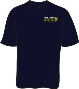 W.T. LEWIS DRI-FIT SPIRIT TEES**PICK UP WILL AUG. 5TH AT THE SCHOOL **PLEASE PUT STUDENTS GRADE FOR HOMEROOM TEACHER