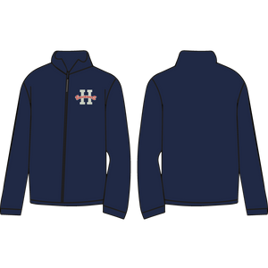PLATT ELEMENTARY FLEECE JACKET - LAST DATE TO ORDER IS JULY 21st ***** PICK UP AUGUST 4TH AT MEET THE TEACHER DAY**PLEASE PUT CHILD'S GRADE IN PLACE OF TEACHER NAME