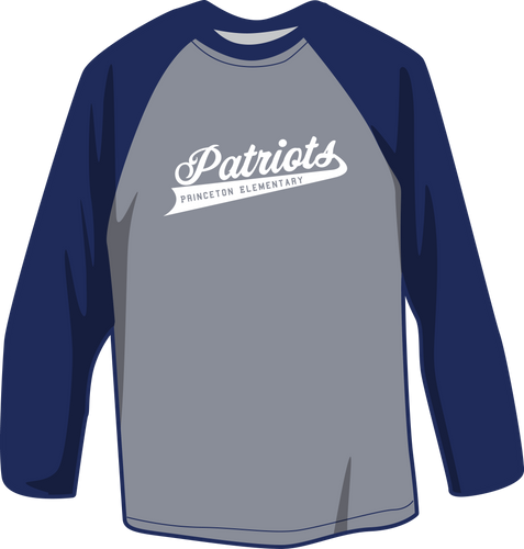 PRINCETON ELEMENTARY RAGLAN**ORDERS TAKEN THROUGH SEPTEMBER 28TH   **PLEASE PUT STUDENTS GRADE IN PLACE OF TEACHER NAME