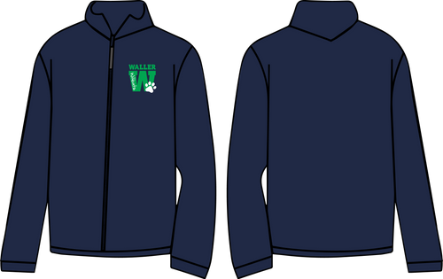 WALLER ELEMENTARY SPIRIT FLEECE JACKET   *AVAILABLE TO ORDER OCTOBER 16-OCTOBER 31* ALL ORDERS WILL BE SHIPPED TO SCHOOL!!