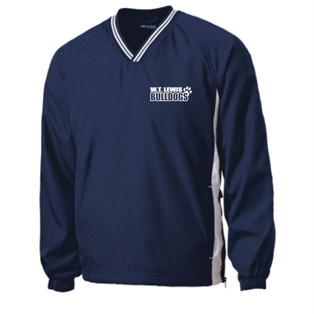W.T. LEWIS ELEMENTARY EMBROIDERED WINDBREAKER  **ORDERS TAKEN THROUGH OCT 10Th  **PLEASE PUT STUDENTS GRADE IN PLACE OF TEACHER NAME